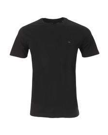 Diesel Mens Black Zosimos T Shirt