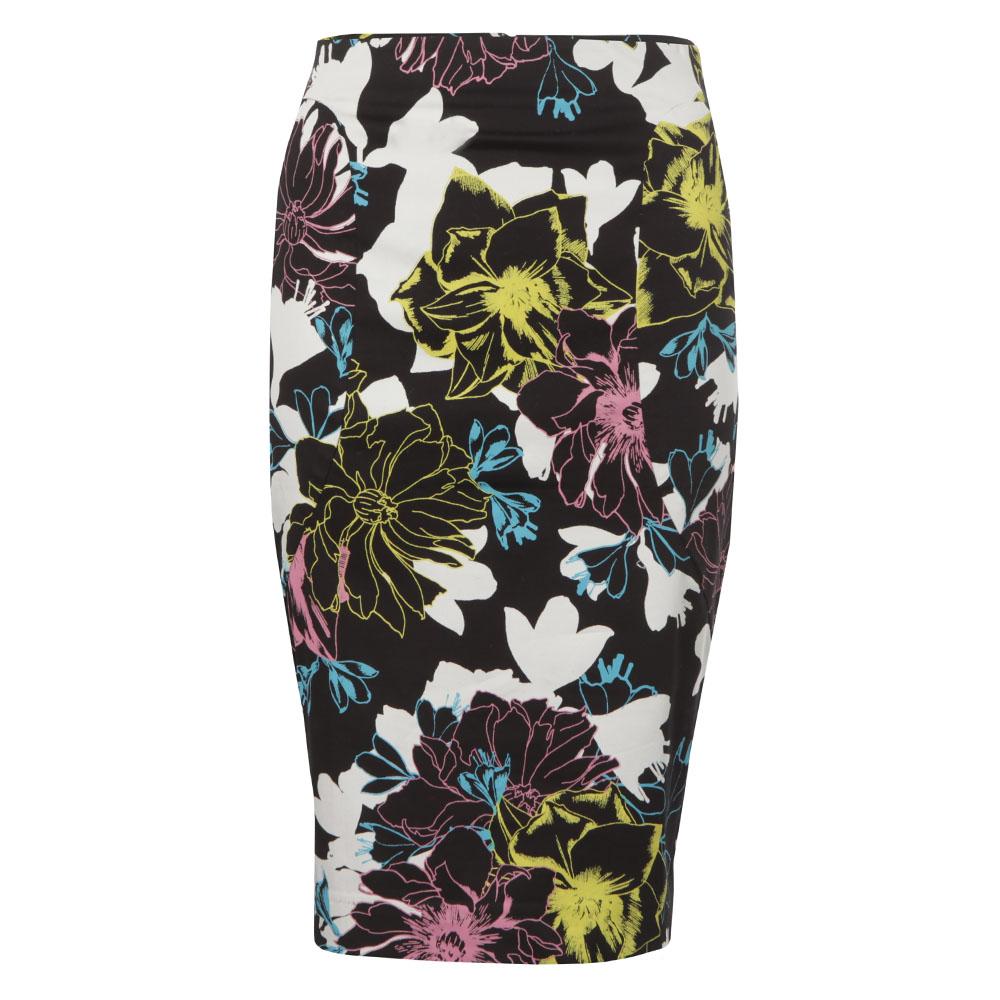 Botanical Trip Pencil Skirt main image