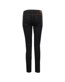 Vivienne Westwood Anglomania Womens Blue AR Signature Skinny Jean