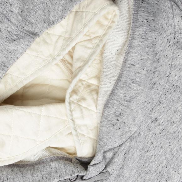 Maison Scotch Womens Grey Home Alone Double Hooded Sweat main image