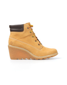 Timberland Womens Beige Amston 6 Inch Boot