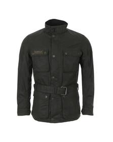 Barbour International Mens Green Blackwell Wax Jacket