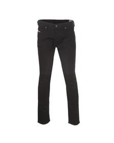 Diesel Mens Black Tepphar Jean