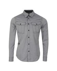 G-Star Mens Blue Rovic Shirt