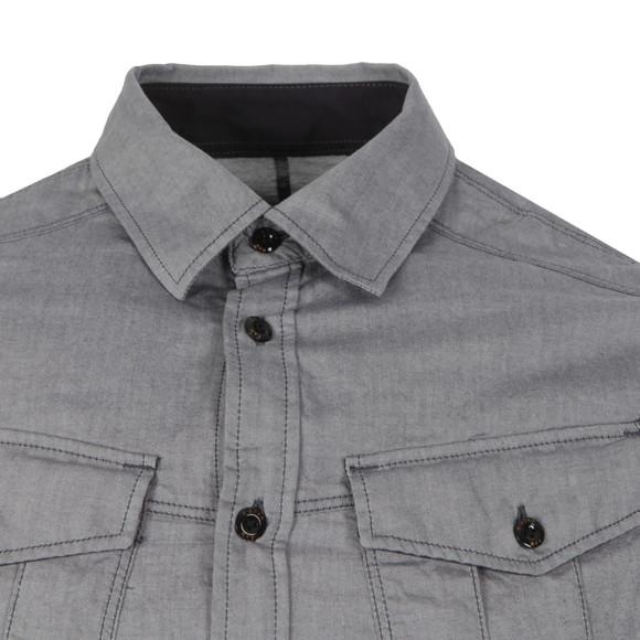 G-Star Mens Blue Rovic Shirt main image