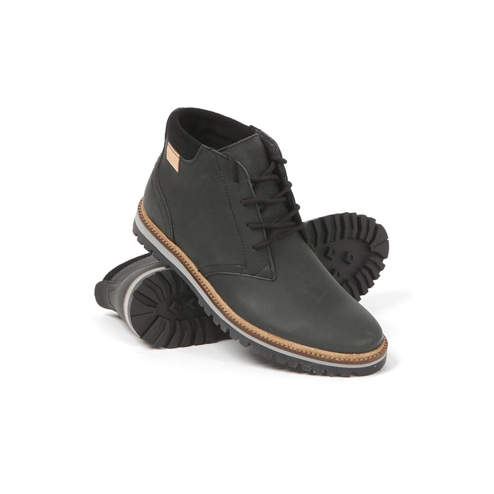 énorme réduction e58dd 7d164 Mens Black Montbard Chukka SRM Boots