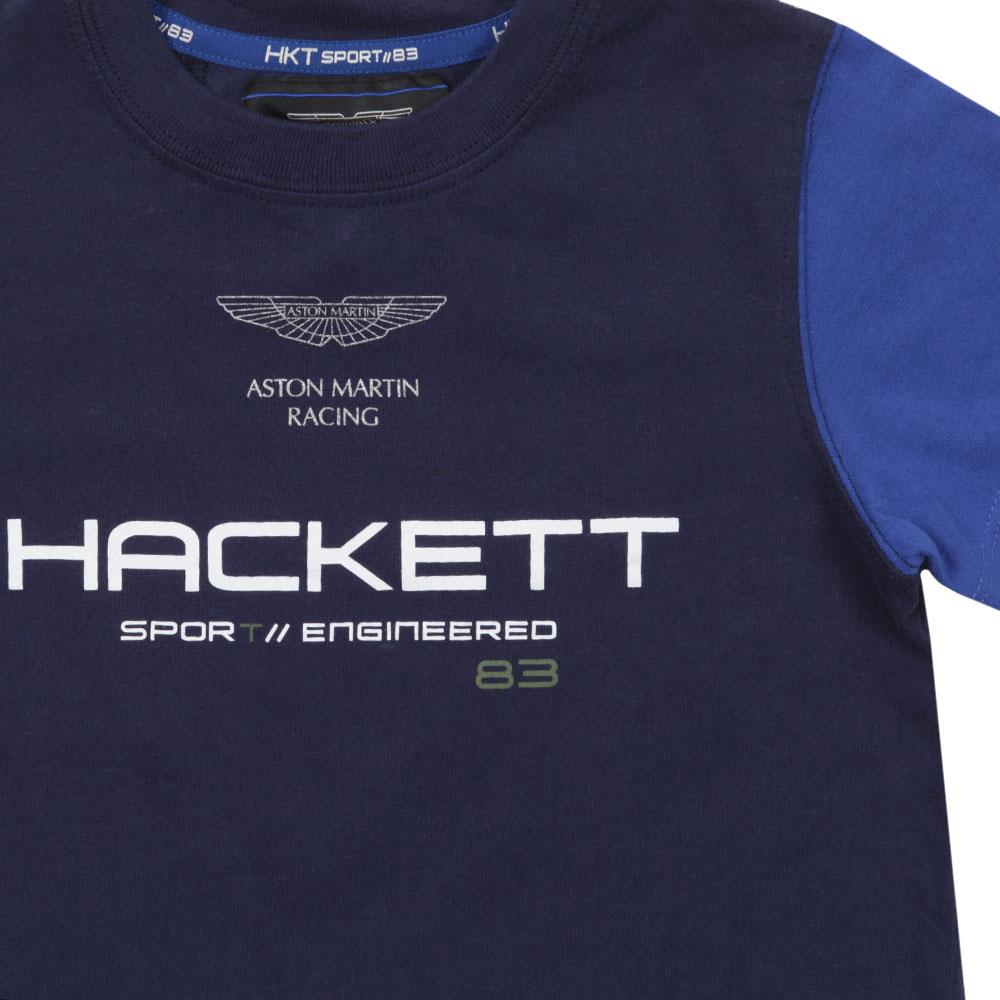 Aston Martin Racing Logo T Shirt main image