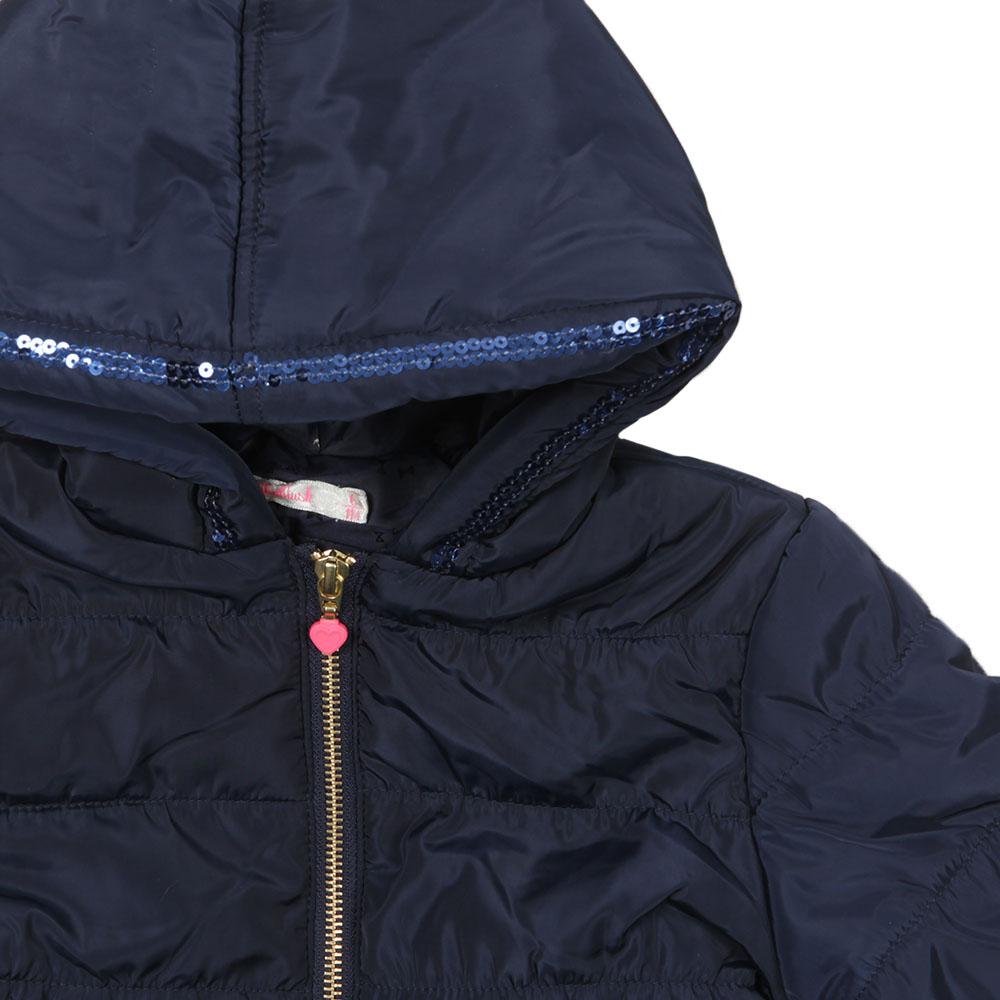 99fddfda9 Billieblush Girls Sequin Bow Puffer Jacket | Masdings
