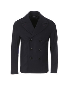 Paul Smith Jeans Mens Blue Peacoat