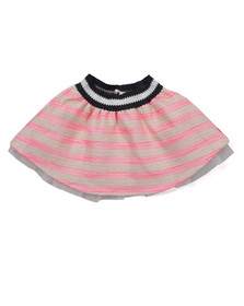 Billieblush Girls Pink Girls Stripe Skirt