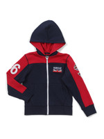 Boys Kennet Zip Thru Hoody
