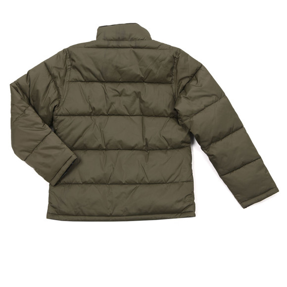 Barbour Countrywear Boys Green Boys Holden Quilt Jacket main image