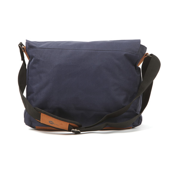 Mi Pac Unisex Blue Messenger Classic Bag main image