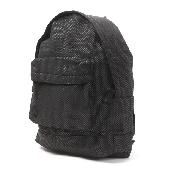 Mi Pac Unisex Black Neoprene Dot Backpack main image