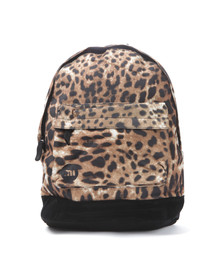 Mi Pac Unisex Black Jaguar Backpack