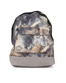 Mi Pac Unisex Grey Galaxy Backpack