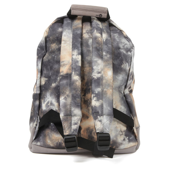 Mi Pac Unisex Grey Galaxy Backpack main image