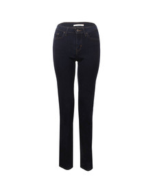 Levi's Womens Blue 712 Slim Jean