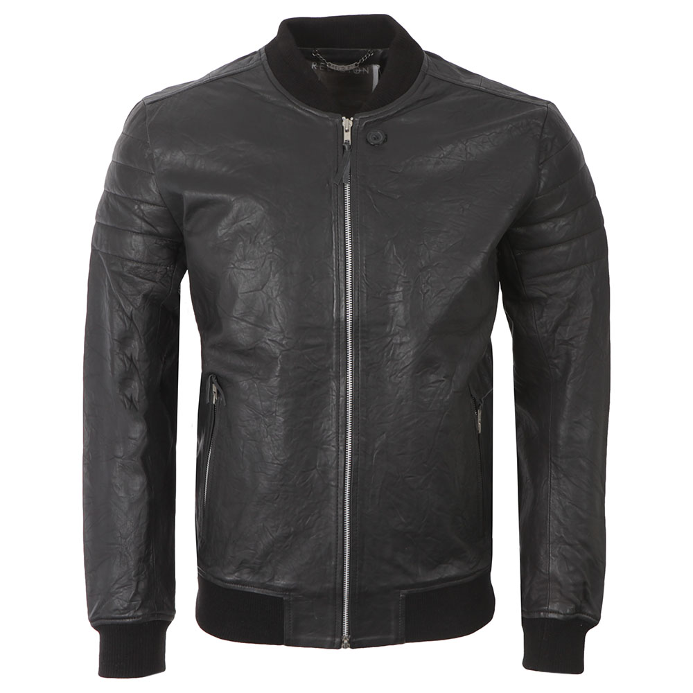 Leven L/S Leather Jacket main image