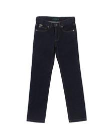 Lacoste Boys Blue HJ3123 Jeans