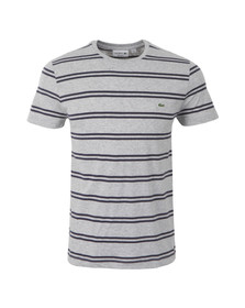 Lacoste Mens Grey TH2708 T-Shirt