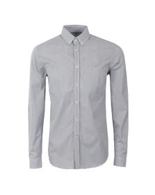 Lacoste Mens Grey CH9169 Shirt