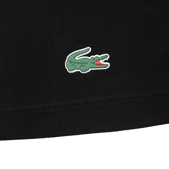 Lacoste Mens Black Two Pack T-Shirts main image