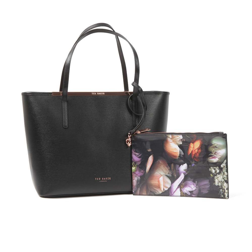 fe32d06f08 Ted Baker Noelle Printed Lining Crosshatch Shopper | Masdings