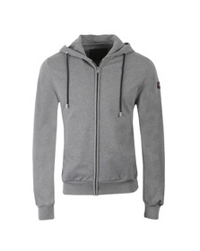 Paul & Shark Mens Grey Full Zip Sweat