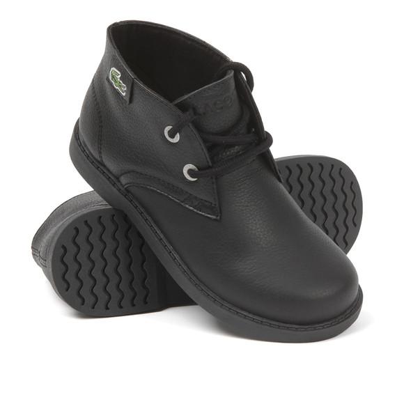 Lacoste Boys Black Sherbrook HI SB main image