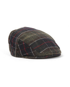 Barbour Lifestyle Mens Multicoloured Classic Wool Cap