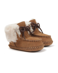 Ugg Girls Brown Sparrow Boot