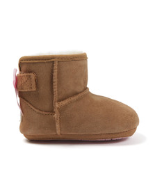 Ugg Girls Brown Jesse Bow Boot