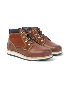 Timberland Boys Brown Rollinsford PT Lace Boot