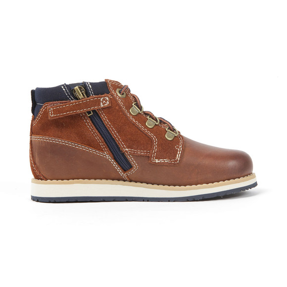 Timberland Boys Brown Rollinsford PT Lace Boot main image