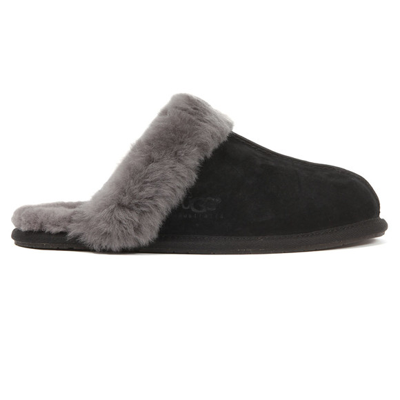 Ugg Womens Black Scuffette II Slipper main image