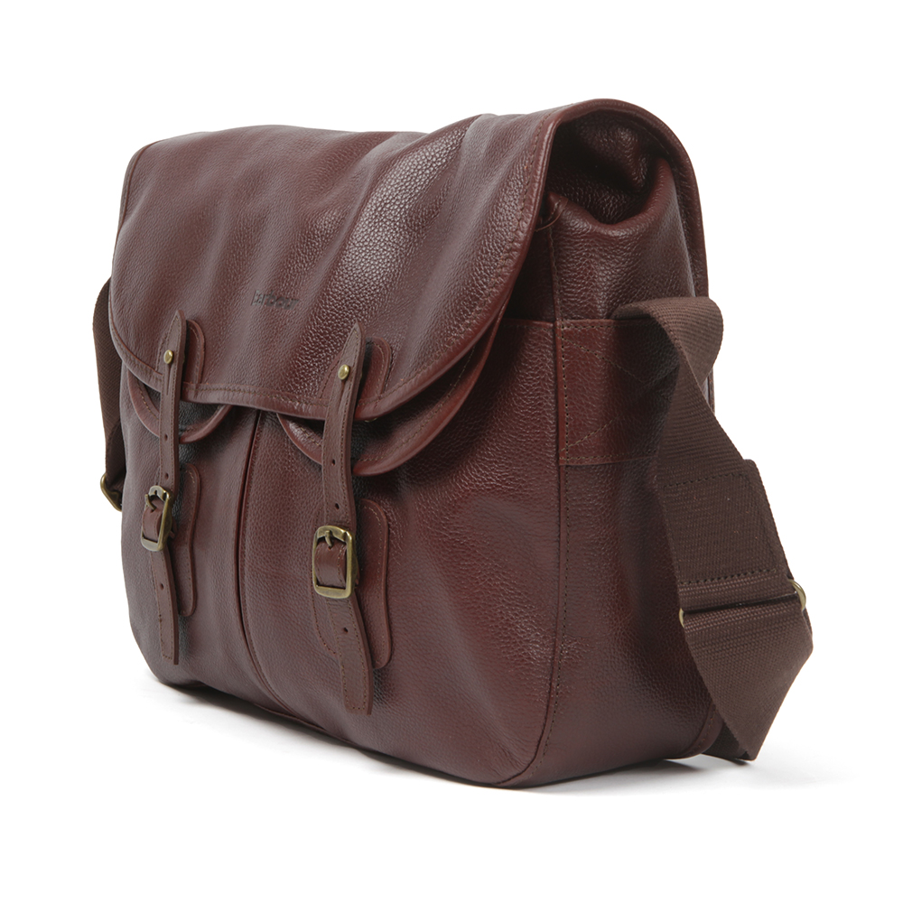Leather Tarras Bag main image