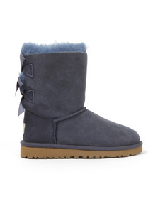 Ugg Girls Blue Bailey Bow Boot