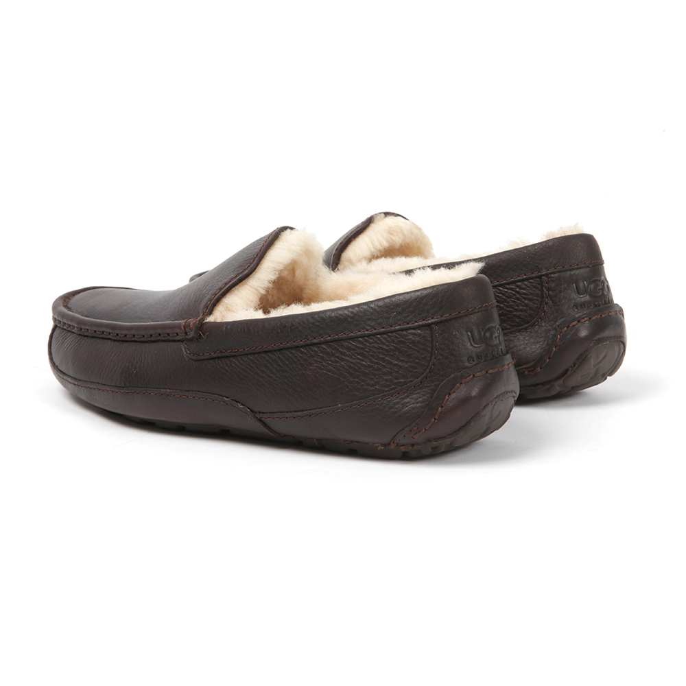 Ascot Leather Slipper main image