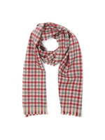 Woven House Gingham Scarf