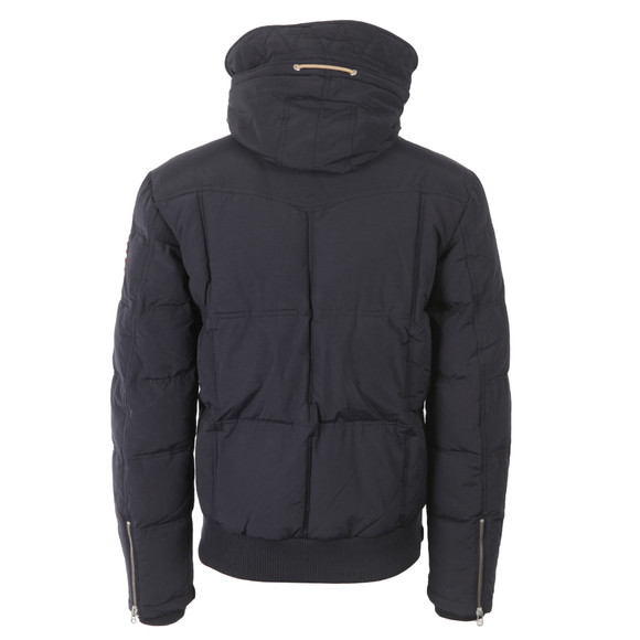 True Religion Mens Blue Down Jacket main image
