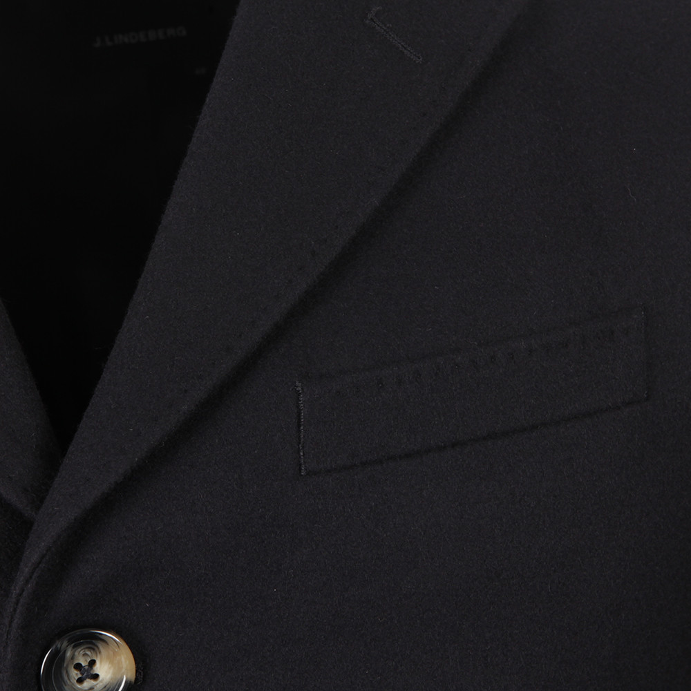 Wolger Compact Melton Coat main image