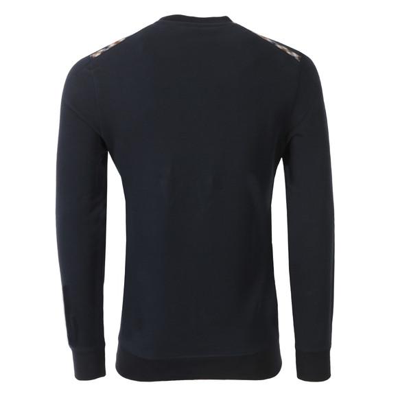 Aquascutum Mens Blue Gilpin Sweatshirt main image