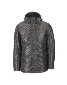 Luke Mens Grey AAA Field Jacket