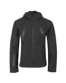 Luke Mens Black Submarine Door Technical Jacket