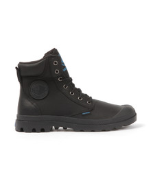 Palladium Mens Black Pampa Sport Cuff Boot