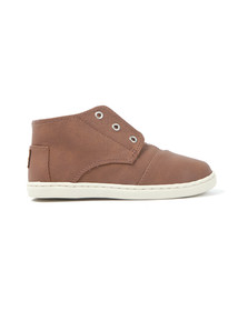 Toms Boys Brown Boys Paseo Mid Boot