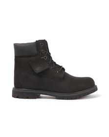 Timberland Womens Black 6 Inch Premium Boot