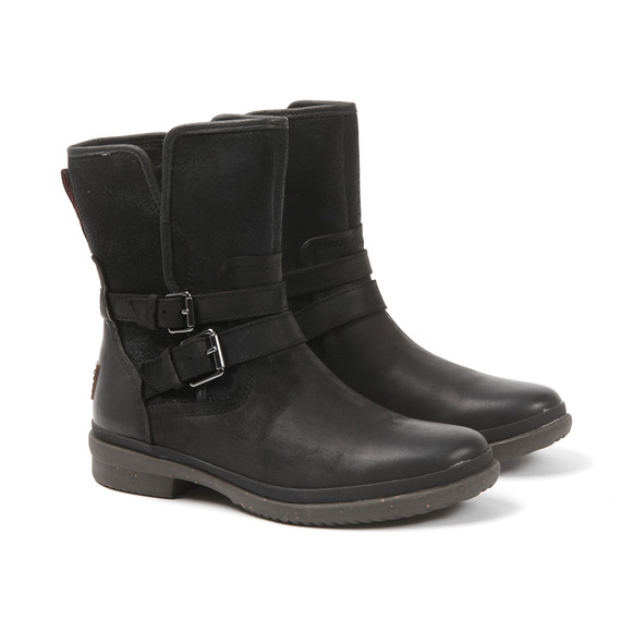 Ugg Womens Black Simmens Boot main image