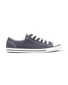 Converse Womens Blue CT AS Dainty OX Trainer